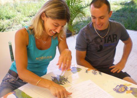 Photo des clients Benoit et Sandra