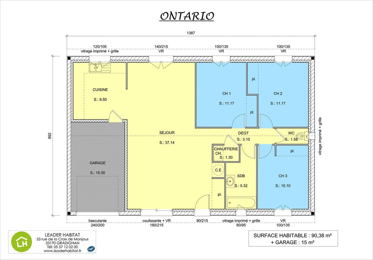 Faire Les Plans De Sa Maison De Plain Pied Maisons Mca 9