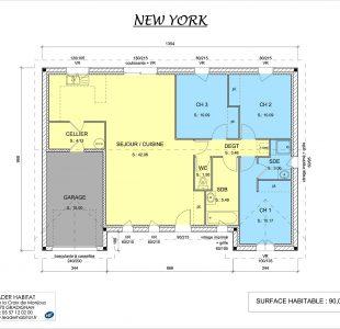 Plan Maison New York