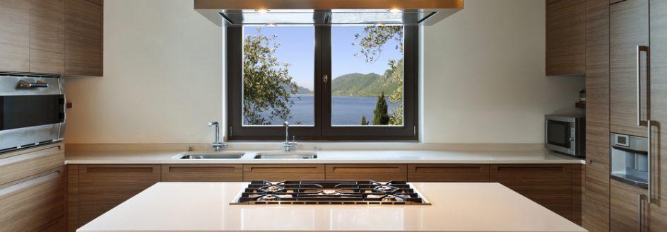 choisir sa hotte aspirante leader habitat. Black Bedroom Furniture Sets. Home Design Ideas