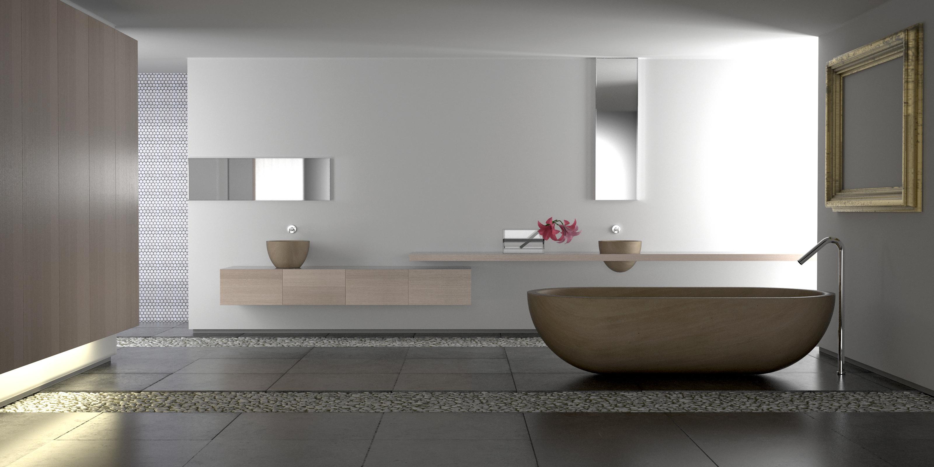 Les salles de bains de demain leader habitat for Condensation salle de bain