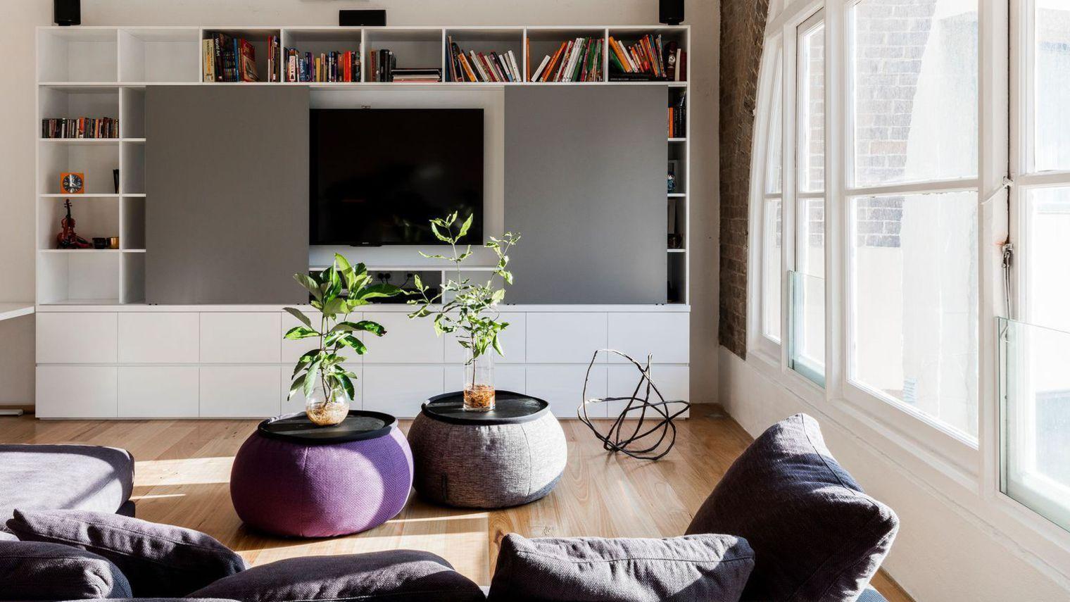 cacher les fils et les crans dans votre domicile leader habitat. Black Bedroom Furniture Sets. Home Design Ideas